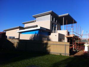 Kareda side view construction
