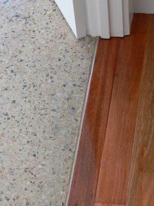 Kareda floor detail