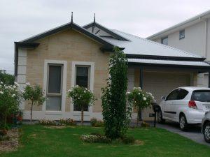 Seaton facade