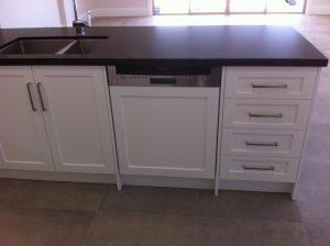 Seaton kitchen dishwasher